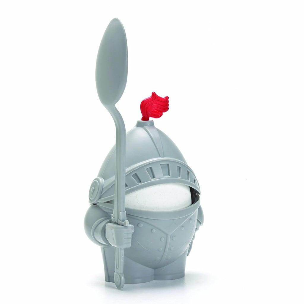 Arthur Knight Egg Cup Holder Including a Spoon