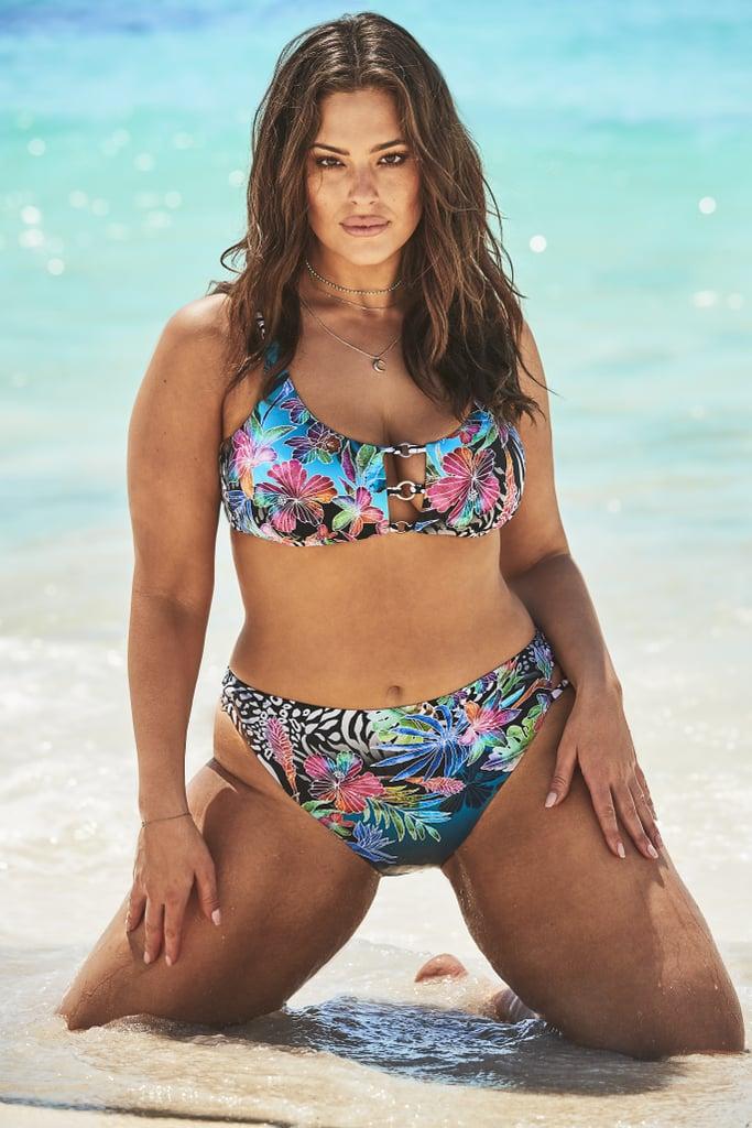 Ashley Graham x Swimsuits For All Artiste High Waist Bikini