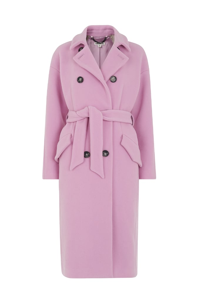 Whistles Alicia Belted Coat