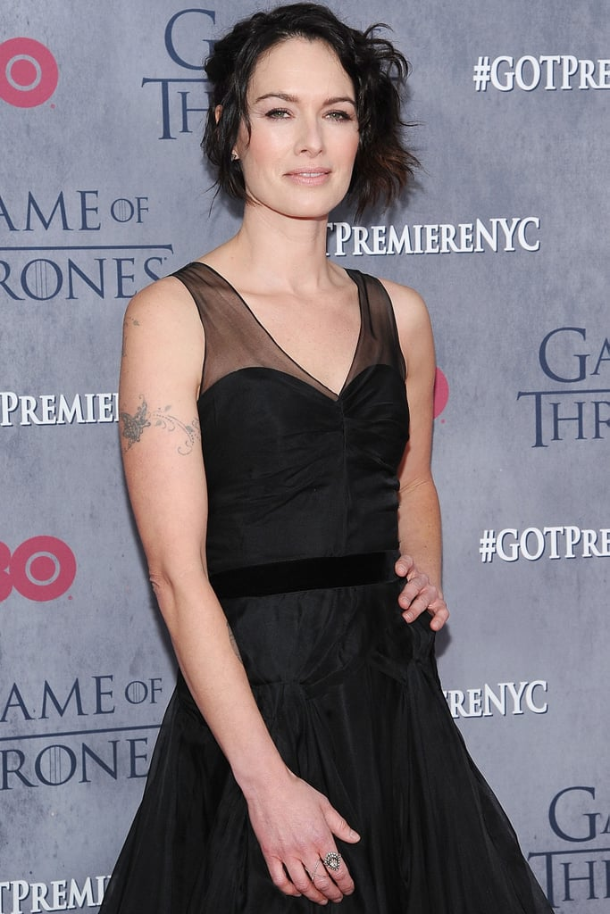 Game of Thrones' Lena Headey will star in Jacqueline Ess, a horror movie.