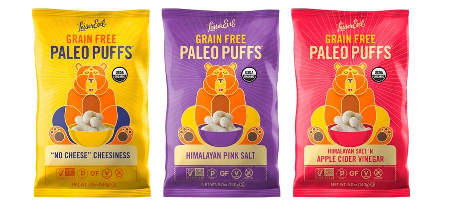 Paleo Puffs