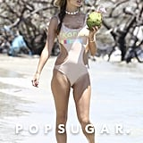 Alessandra Ambrosio's Beach Babe Accessory Goes With Every Swimsuit You Own