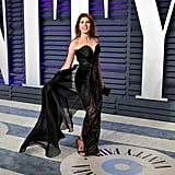 Marisa Tomei at the 2019 Vanity Fair Oscar Party