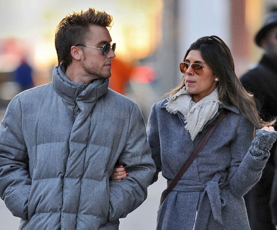 Photo Slide of Lance Bass and Jamie-Lynn Sigler Shopping Together in NYC