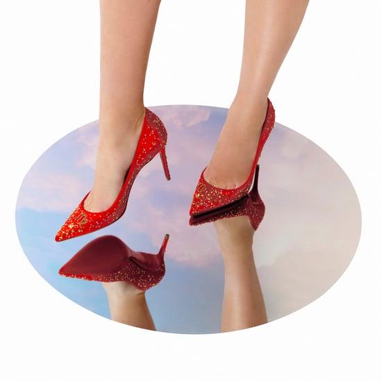 مجموعة أحذية كريستيان لوبوتان المزيّنة برموز الأبراج