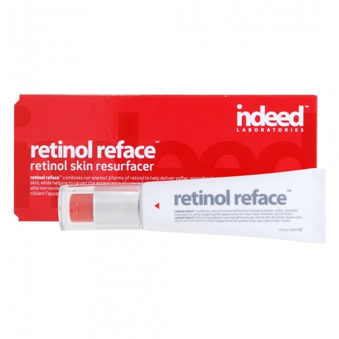 Indeed Laboratories Retinol Reface ($34.99)
