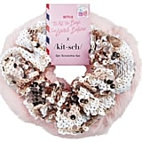 """Kitsch x Netflix """"To All the Boys I've Loved Before"""" Scrunchie Set"""