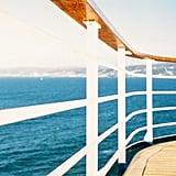 الذهاب برحلة بحرية
