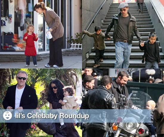Celebaby Roundup 2009-03-16 14:37:13