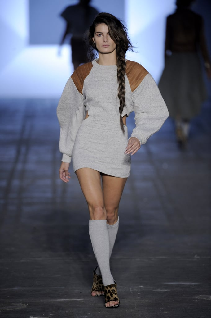Alexander Wang Evolves With Sportswear-Centric Spring 2010 Collection