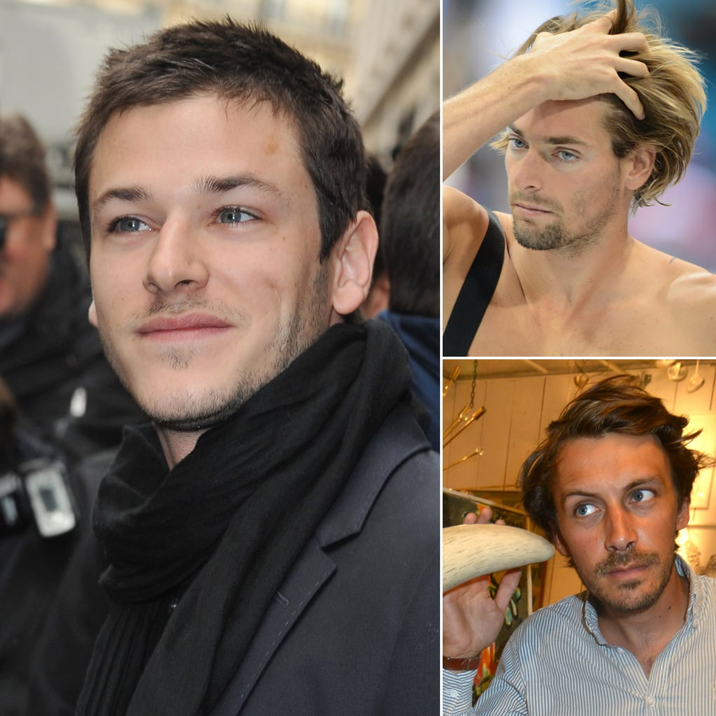 Pictures of Hot French Actors and Athletes