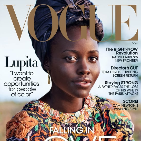 Lupita Nyong'o Vogue Cover (Video)