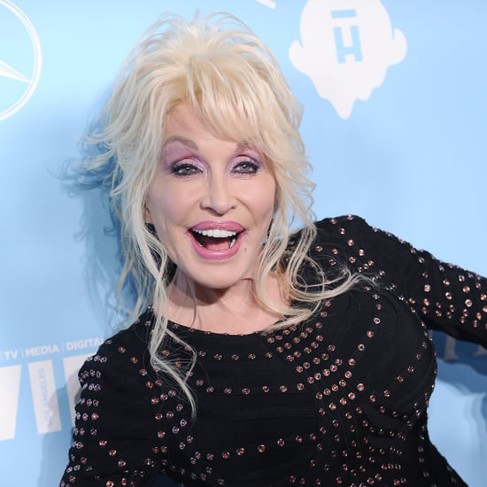 Dolly Parton Straight Hair 2018