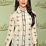 """Former 90210 star Jessica Lowndes joined The Prince, a New Orleans-set crime thriller. She'll star as a """"troubled college coed"""" alongside Jason Patric, Bruce Willis, John Cusack, and 50 Cent."""