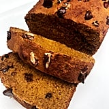 Chocolate Chip Protein-Packed Pumpkin Bread