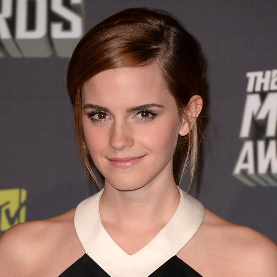 Emma Watson Hair | MTV Movie Awards 2013