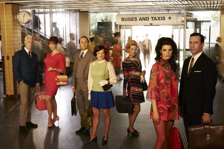 Time to Analyze Mad Men's Fabulously Retro Season 7 Pictures
