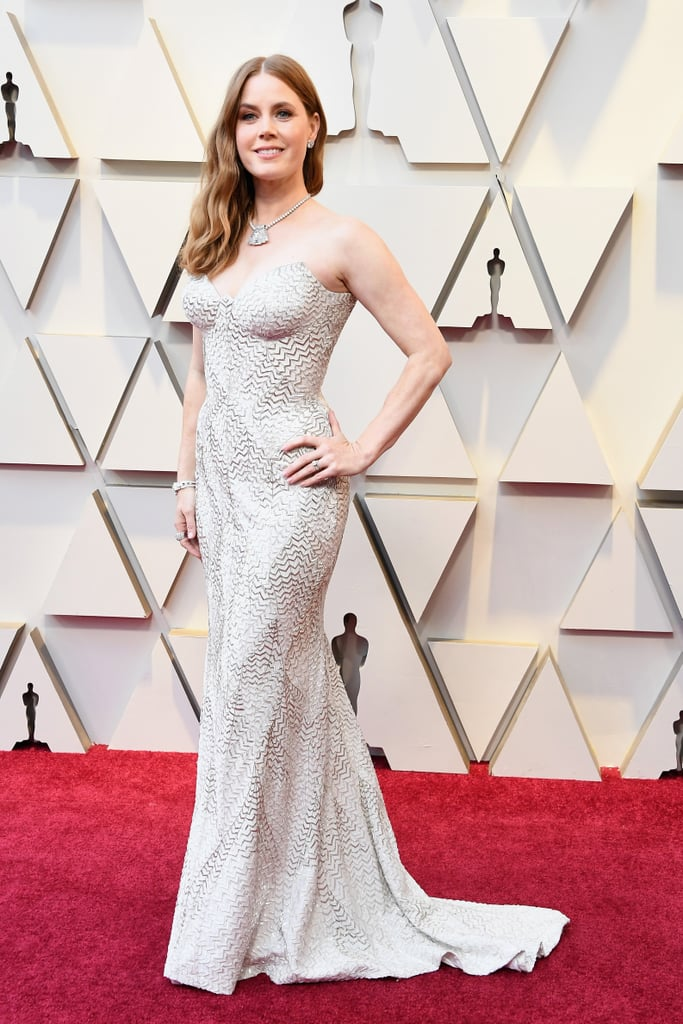 Amy Adams outfit Oscar 2019