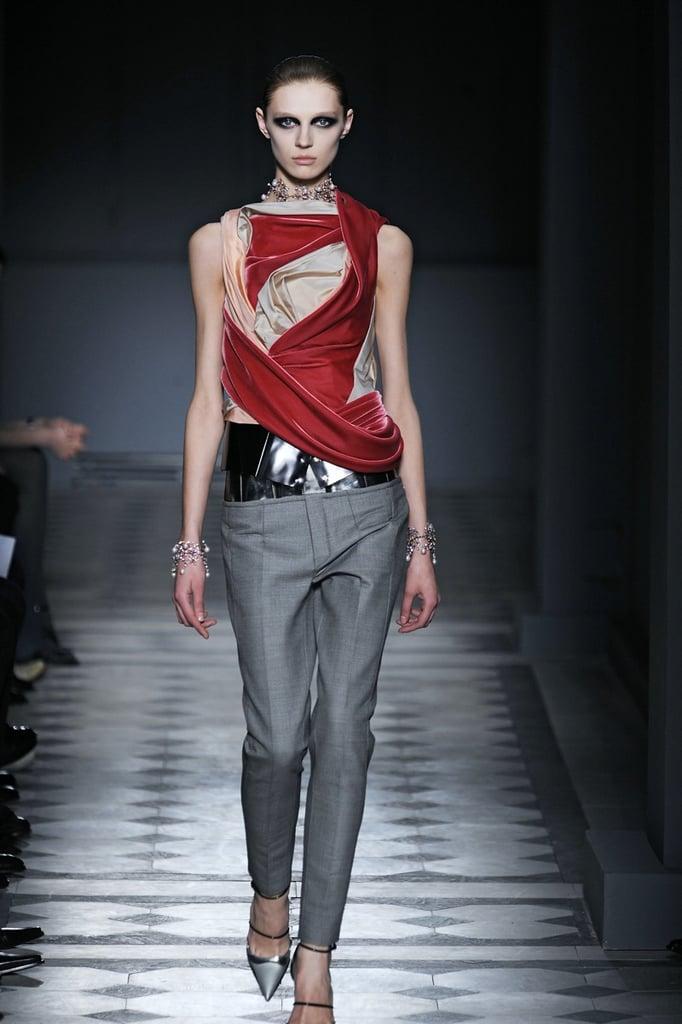 Balenciaga Fall/Winter 2008 Paris Fashion Show