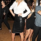 Kate Upton at the Swarovski afterparty in New York. Photo: Billy FarrellBFAnyc.com
