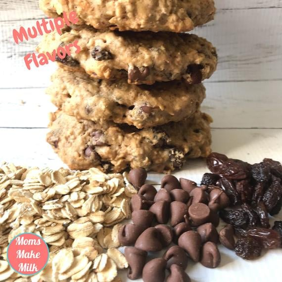MomsMakeMilk Baked Lactation Cookies