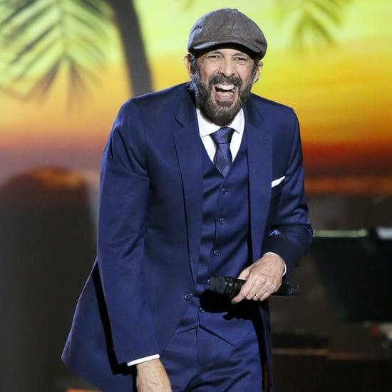 Juan Luis Guerra Honored at Billboard Latin Music Awards
