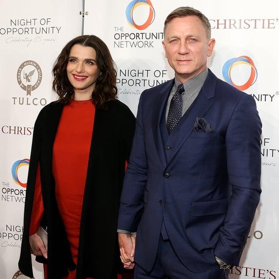 Rachel Weisz and Daniel Craig Expecting First Child