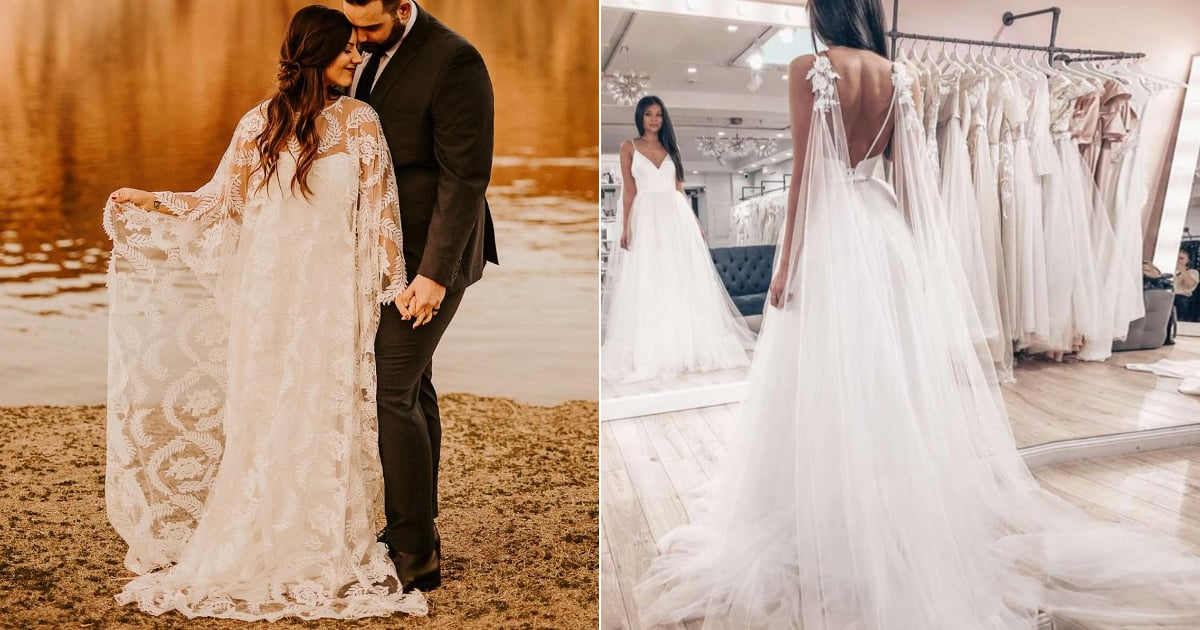 These 20 Wedding Dresses Look Wildly Expensive, but They're All Under $250