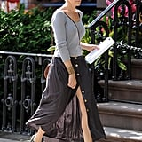 Sarah Jessica Parker's look felt just as carefree as it did sexy — the effortlessness made it even more appealing.
