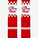 Disney Pixar Toy Story Pizza Planet Crew Socks
