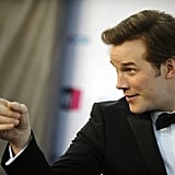 Who doesn't love Chris Pratt? Just look at that bowtie!