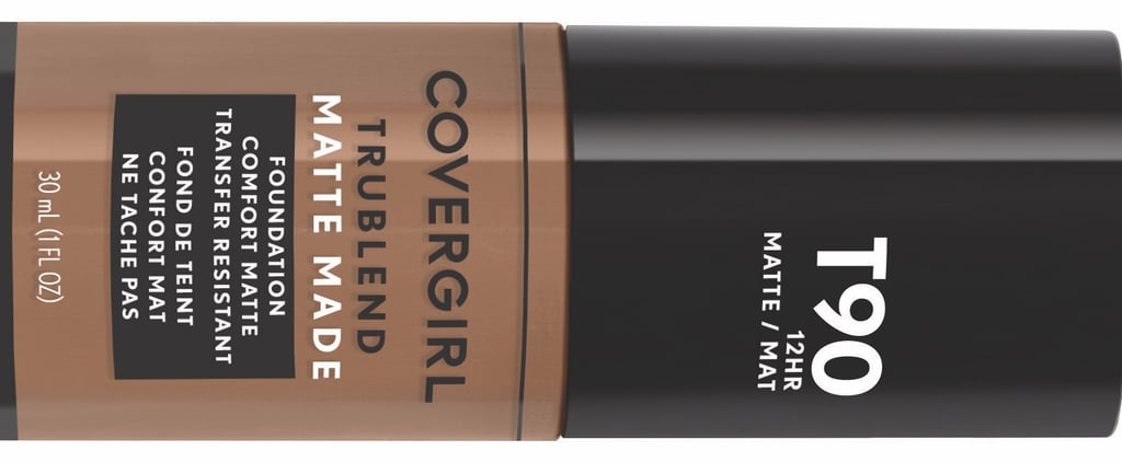 CoverGirl Launches 40 Shades of TruBlend Matte Foundation