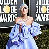 Lady Gaga Honouring Judy Garland at the 2019 Golden Globes