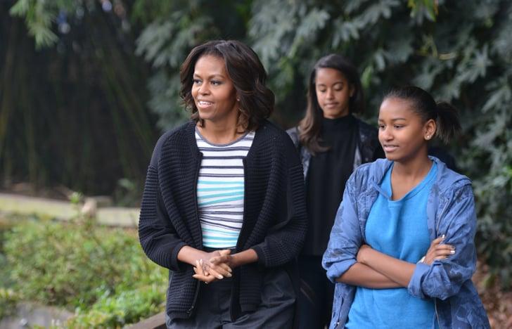 Go Inside the Obama Girls' Trip Overseas