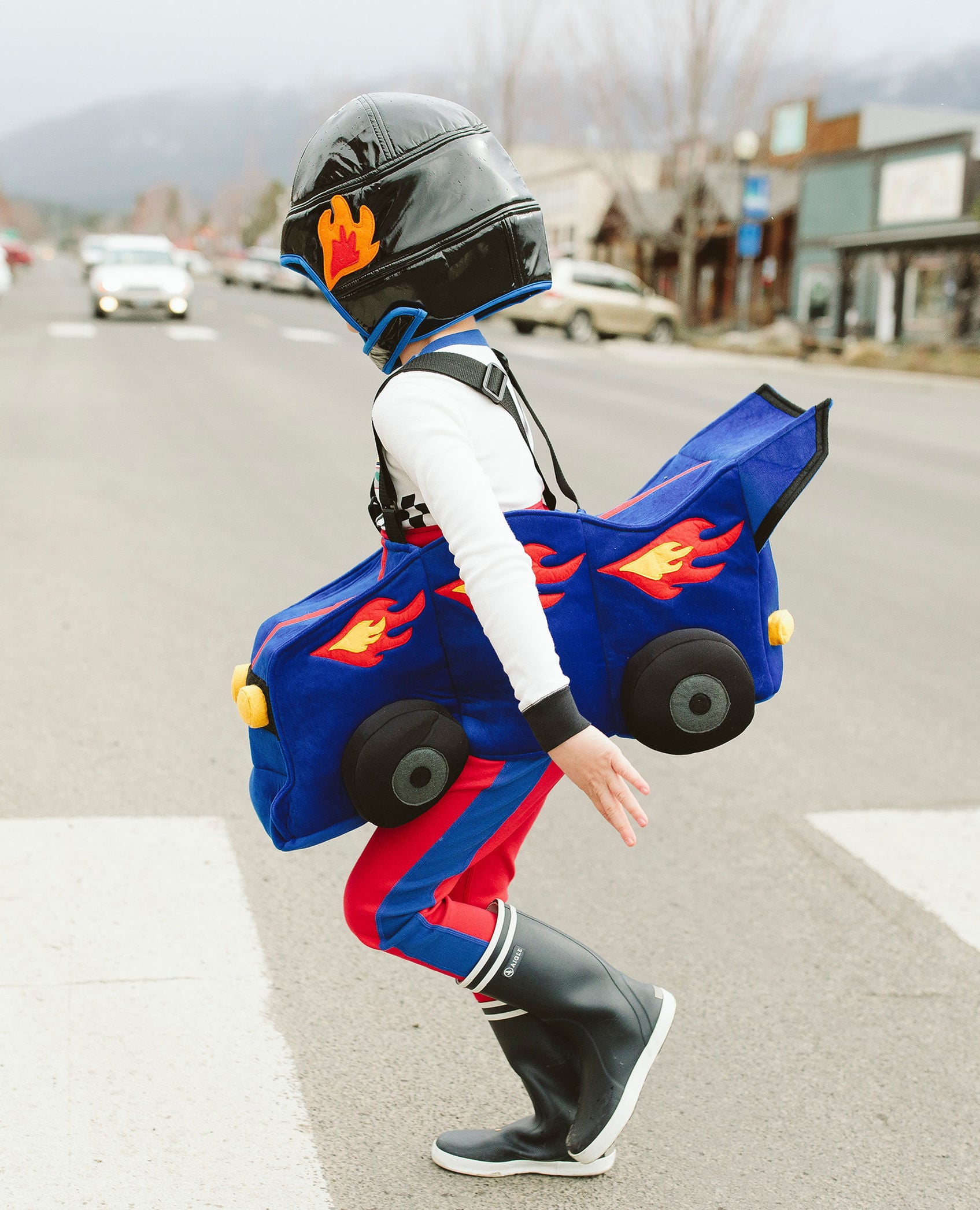 Hanna Andersson The Fastest Racecar Costume These 41 Halloween Costumes Are So Totally Awesome We Re Having Trouble Picking A Favorite Popsugar Family Photo 25