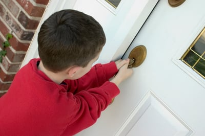 What to Do When the Neighbors' Kids Wander In