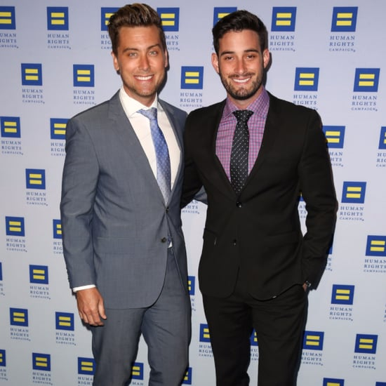 Lance Bass First Wedding Anniversary Video