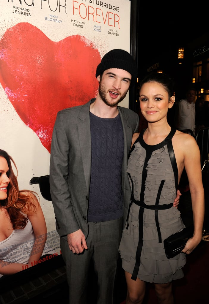 Rachel bilson and tom sturridge hookup