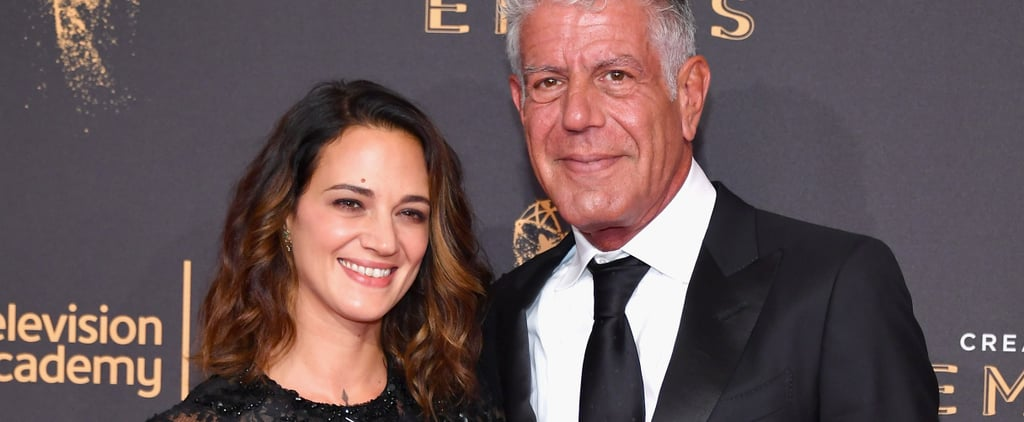 Asia Argento Tweets About Anthony Bourdain's Death June 2018