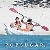 Gigi Hadid and Zayn Malik Vacation Pictures in Tahiti