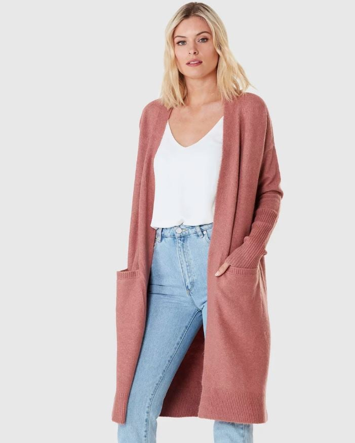 Everly Collective Toronto Long Cardigan ($129)