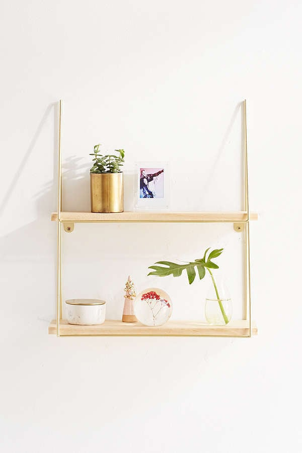 Urban Outfitters Kensie Wall Shelf
