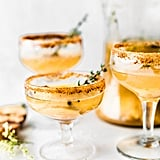 Honey Roasted Pear Sparkling Mocktail
