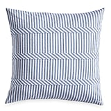 The Pioneer Woman Ticking Stripe Euro Sham Set