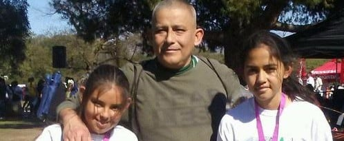 Undocumented Father Detained by ICE