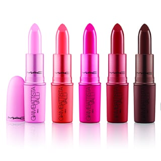 These Giambattista Valli For MAC Lipsticks Will Replace Your Ruby Woo