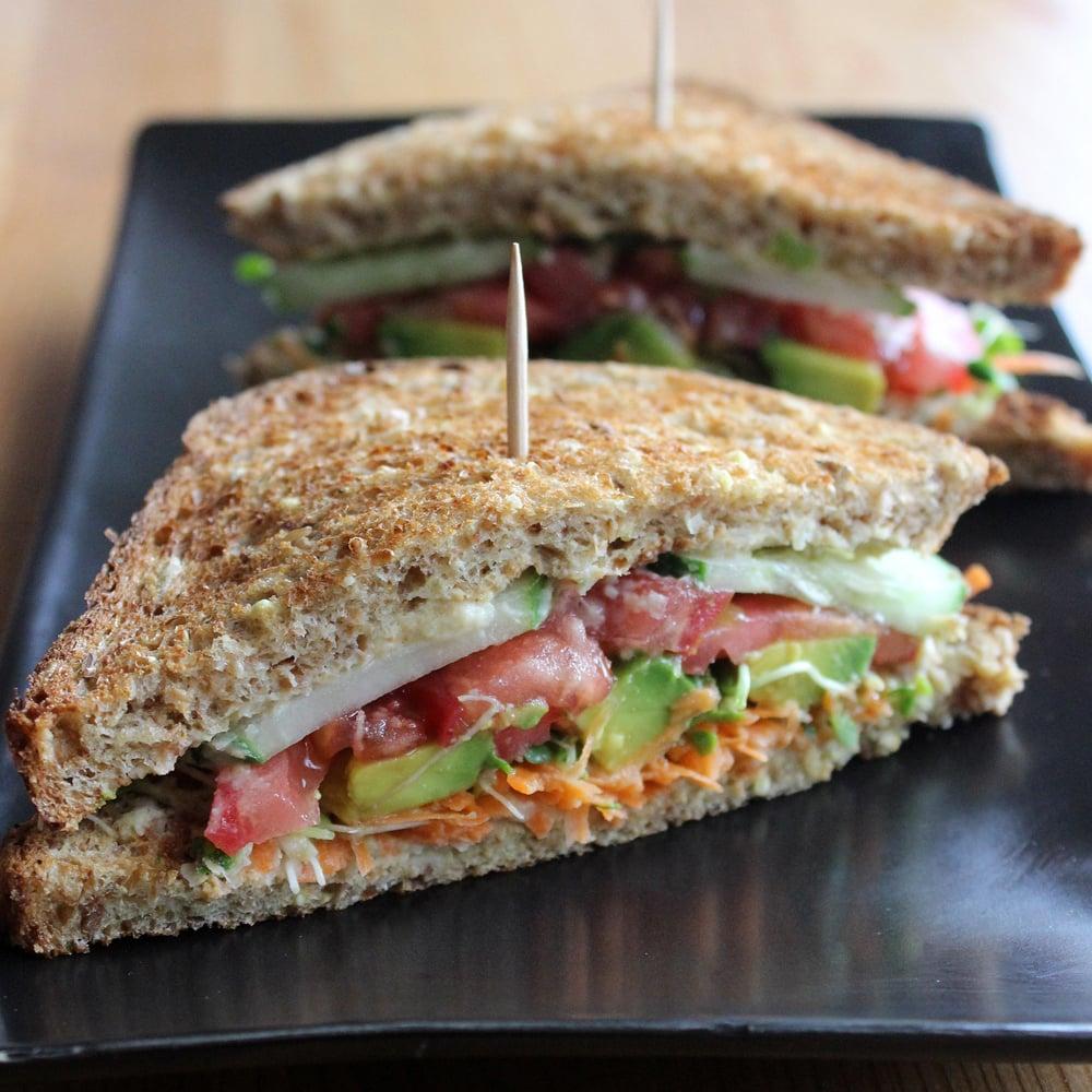 Healthy Lunch Sandwiches | POPSUGAR Fitness