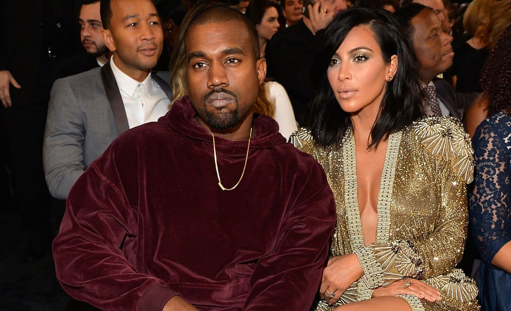 25 Times Kim Changed Her Outfit — and Kanye Wore His Sweatshirt