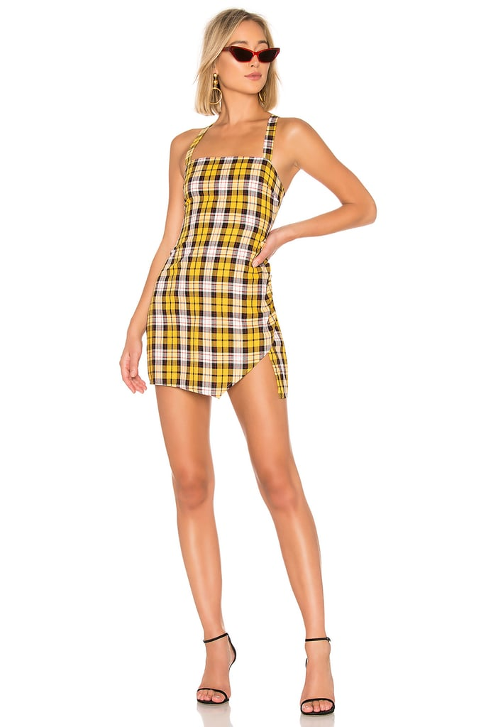 f62cb0af207 Yellow Plaid Clothing Inspired by Clueless