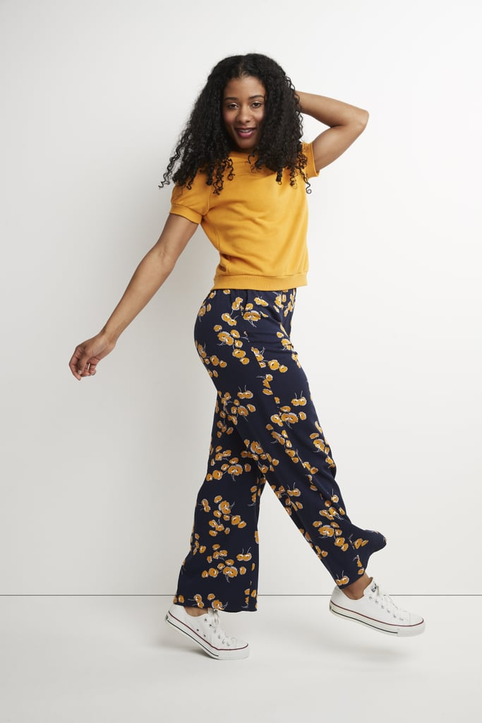 POPSUGAR Collection at Kohl's High Rise Wide Leg Pants